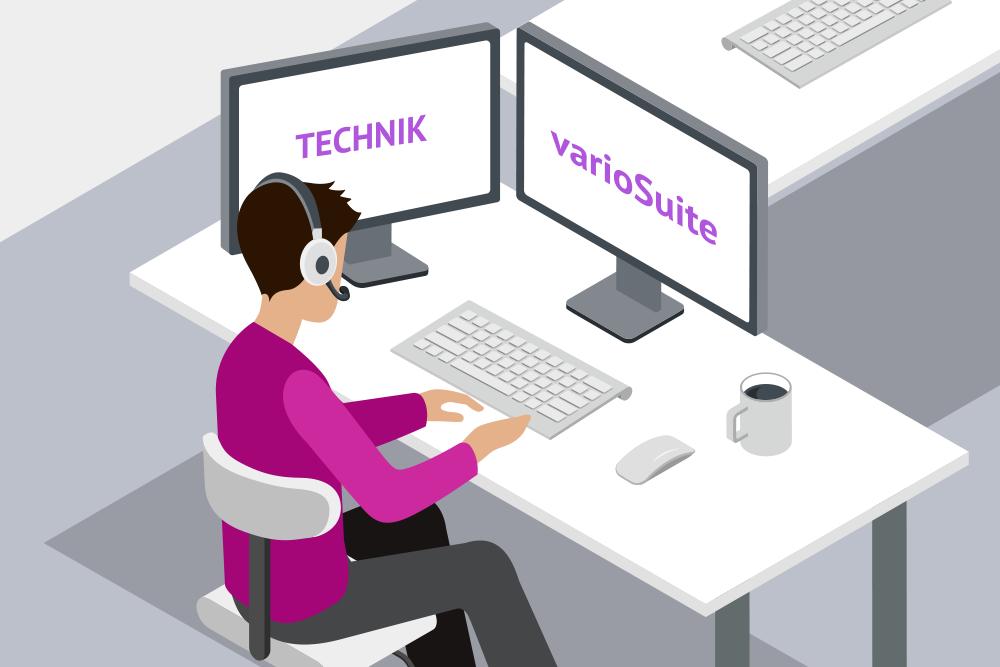 White Label Services von 1&1 Versatel auf der dimari Plattform