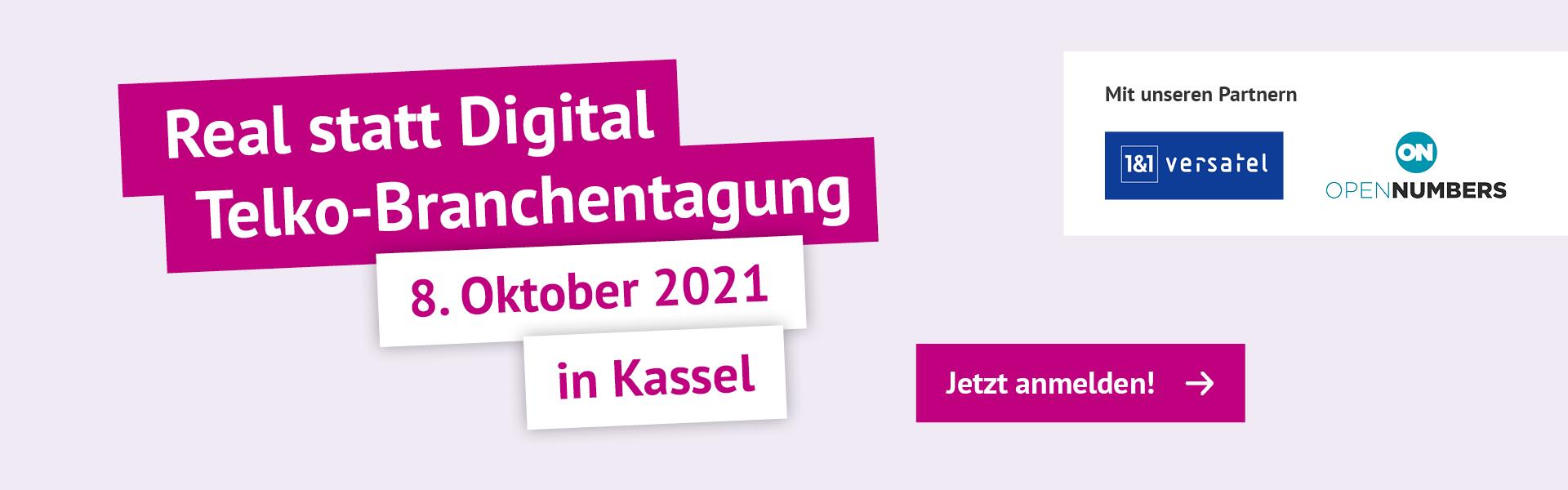 2. Telko-Branchentagung in Kassel